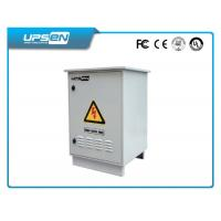 China High Temperature Protection / Waterproof 10 KVA / 7000W 20Kva / 14KW Outdoor UPS System with SNMP Card wholesale