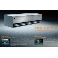 China Super Large Wind Heavy Duty Industrial Air Curtain , Entryway Cool Air Doors wholesale