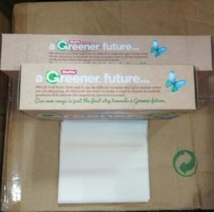 China Compostable Biodegradable Ziplock Bags / Waterproof Resealable Zip Packaging Bag wholesale
