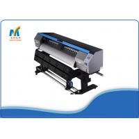 China Automatic Wide Format Printer 1440 DPI For Eco Solvent / Dye / Sublimation Ink wholesale