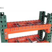 China Flexible Wire Heavy Duty Industrial Racking , Wire Mesh Pallet Rack Shelving wholesale