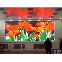 China SMD Indoor Full Color LED Screen For Advertisement , P6 LED Display 1200 cd / ㎡ wholesale