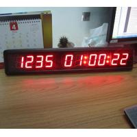 China 1.8 LED Countdown Clock DDDD HH:MM:SS Format wholesale