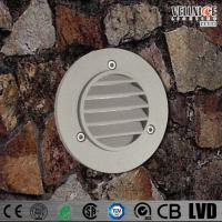 China IP55 Aluminum Body LED Outdoor Stair Lights 180mA Complete By Powder Paniting on sale