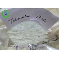 China Hot Sale Local Anesthetic Tetracaine HCl  to Brazil and  Europe countries with Delivery Guarantee wholesale