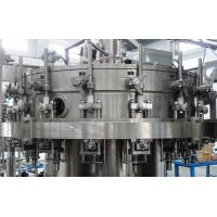 China sunswell Glass bottled soda water beverage filling machine carbonated production line filling equipment for sale on sale