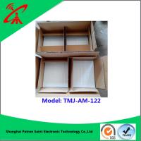 China Anti Theft Alarm Eas Soft Tags 58khz White Label With Plastic 1.9mm Thickness wholesale