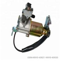 China Portable Rear Air Compressor For Air Ride Suspension 4891060021 4891060020 wholesale