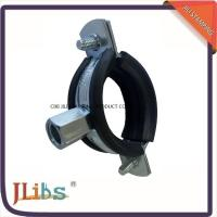 Wholesale Cast Iron Clamps Carbon Steel Kinds Of Scaffolding Pipe Clamp With Rubber from china suppliers