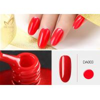 China Customized Beauty SPA UV LED Gel Nail Polish With Private Label No Odor wholesale