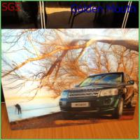 China Full Color UV Digital Flatbed Printing , Wide Format Printing For Acrylic 1440 Dpi wholesale
