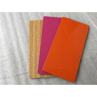 Multi color Exterior House Cladding ProductsMould - Proof With Custom Colors
