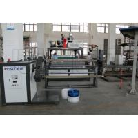 China Vinot Computer Controlled Air Bubble Film Making Machine Custom for Germany With Different Size Model No. DY-1200 wholesale