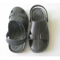 China Breathable Anti Static Shoes Skid Resistant Durable ESD Big Four Hole Sandals wholesale