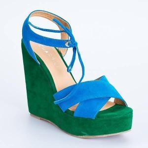 China womens dress sandals 608-51 wholesale