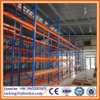Buy cheap Bolted Medium Duty Storage Warehouse Rack from wholesalers