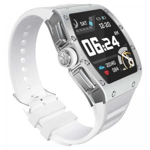 China Woman Kids Android Iphone NRF52832 Bluetooth Smart Watch wholesale