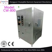 China Hot Air Drying Mode smt cleaning equipment , Stencil Cleaner Machine with 7-15 Cycle Time wholesale