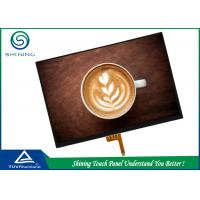 Wholesale Analog LCD Touch Panel / 4 Wire Resistive Touch Screen Anti Glare Glass from china suppliers