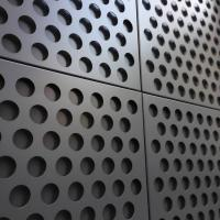 China 2mm / 3mm / 4mm Perforated 1100-3003 Aluminium Cladding Panels / Sheeting wholesale