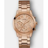 Buy cheap GUESS LADIES' SOLAR WATCH ROSE GOLD TONE W1070L3 Brand New from wholesalers