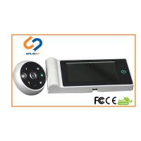 China Outdoor Bell WIFI Door Viewer For Apartments / Wifi Peephole Camera For Front Door wholesale