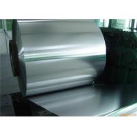 China Hot Rolling Cast Hydrophilic Soft  Freezers Aluminum Foil Roll Stock Hi-Tensile Strength on sale