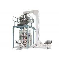 China Pneumatic Automatic Vertical Packing Machine , Sugar Packing Machine With Scale wholesale