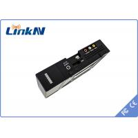 Wholesale UHF 300~900Mhz COFDM transmitter HD SD wireless A/V transmitter  for NLOS/LOS application from china suppliers