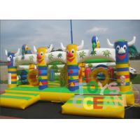 China Jungle Inflatable Playground wholesale