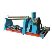 China 3 Rollers Mechanical Rolling Machine Have Good Price and  Performance Thin Thickness Stainless Tubes wholesale