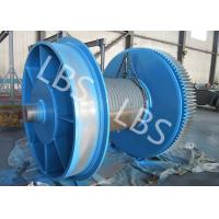 China Professional Offshore Winch Lebus Grooved Drum 10m-10000m Rope Capacity wholesale
