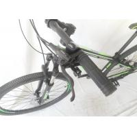 Quality Entry Level Hardtail Mountain Bike 120mm PVC Grip Alloy Pedal Body for sale