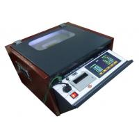China 80kV Electrical Test Equipment Oil Breakdown Voltage BDV Tester on sale