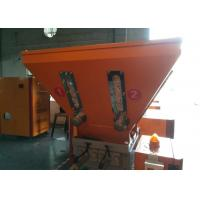 China Plastic Resin Gravimetric Mixer Machine 50 KG Weight Scale For Extruder wholesale
