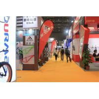 Quality Interior / Outdoor Teardrop Banners 3kg Cross Feet With 360 Degree Turning Radius for sale