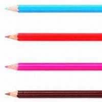 China Color Pencil with 19cm Length and 0.72cm Diameter wholesale