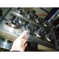 China 24 cavity No-cutting pin-valve Jar preform mould with hot runner wholesale