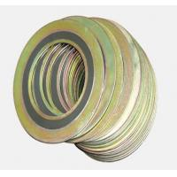 China ASME B 16.20 Flexible Flat Metal Gasket Spiral Wound High Performance wholesale