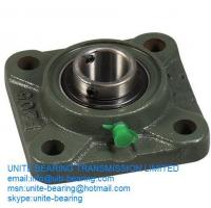 China Pillow block bearing UCF201,UCF 202 UCF203,four bolt flange type bearing unit UCF2SERIES on sale