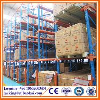 China Supermarket warehouse cold storage drive in rack wholesale