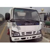 China Cleaning Street Sweeper Truck 1000L Special Purpose Vehicles Road Sweeper Vehicle wholesale