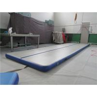 China Premium Water Tumbling Mat , Air Track Gymnastics Mat EN14960 Certificated wholesale