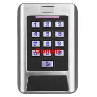 China Standalone RFID Access Controller Double Door Wiegand 26(WG 26) input or output port wholesale