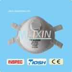 China Anti-virus mask N99/FFP3 dust mask with exhalation valve wholesale