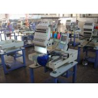 Quality Single Head Computerized Embroidery Machine For Cap / Flat / T - Shirt / Shoes for sale