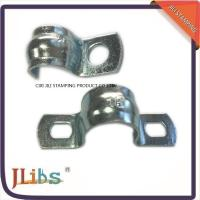 Wholesale U Type 2320 Galvanized Hose Clamp Quick Release Without Rubber , 1.2mm Thickness from china suppliers