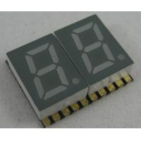 China 0.39 Inch Dual Digit White SMD led number display common cathode and anode wholesale