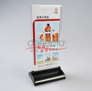 China Deflecto Acrylic Poster/Menu Holder wholesale