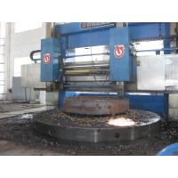 Quality 16Mn Alloy Steel / Carbon Steel Disc Forgings For Hydraulic System for sale